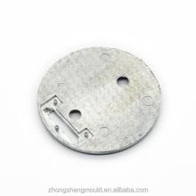 Custom sandblasting surface treatment aluminum die casting for led bulb enclosure
