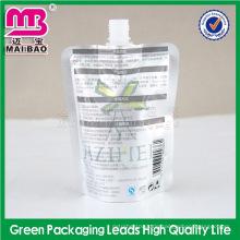 Beste Standard Oem Service Frischmilchverpackung mit Ausguss
