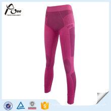 Melhores calças justas coloridas sem emenda do roupa interior das senhoras do projeto