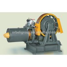 Fahrwerksgetriebe-Zugmaschine