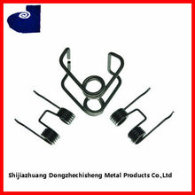 spring steel Customized double torsion wire spring