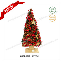 Unique Cherry Christmas Gift Plastic Flower Décoration de mariage H2-2.5 Feet