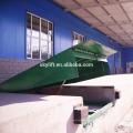 Warehouse dock leveler for Truck Loading