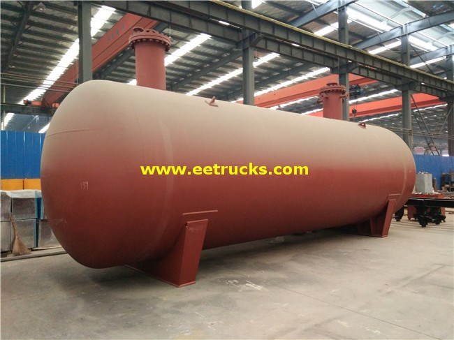 12000 Gallon LPG Mounded Tanks