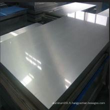 2519 plaque antidérapante en alliage d'aluminium
