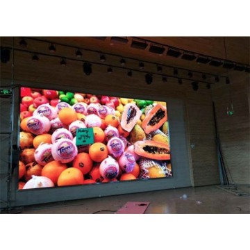 Indoor Stage Rental LED Display Viewing Angle 140°