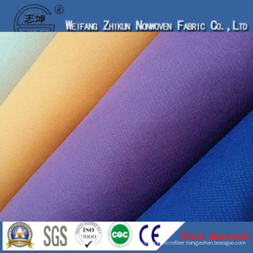 100% PP Spunbond Nonwoven Fabric for Gifts Bags