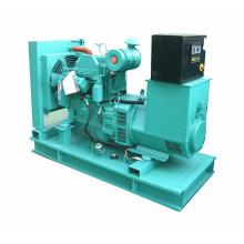 Silent Motor 50kVA 40kW Diesel-Aggregat mit Kraftstofftank