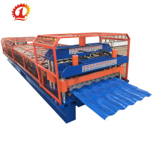 Stepped Tile Corrugated Roof Making Machine