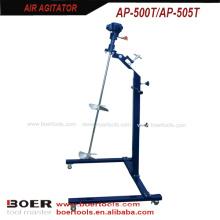 Batedor de ar transportável do misturador da pintura de ar do agitador do ar do modelo novo