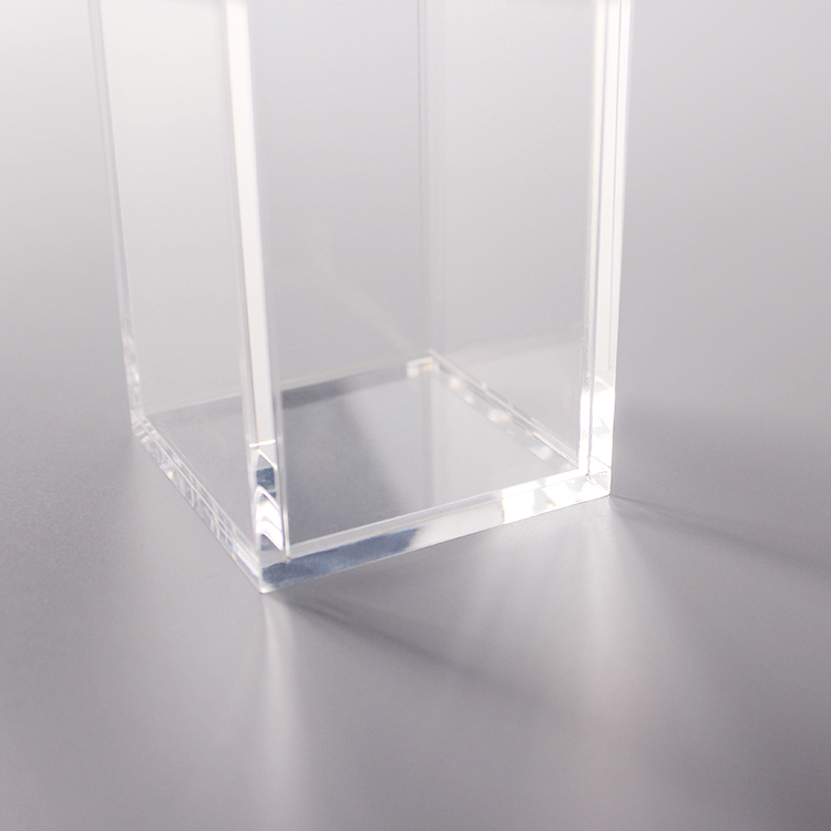 Clear Acrylic Pot