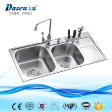 Alibaba Wholesale Stainless Steel 304 Moroccan Pedicure Sinks With Basket For Sale