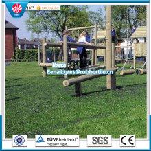 Gras-Gummimatten-antibakterielle Boden-Mat Parken-Gummimatten-Sicherheits-Gummimatte