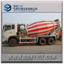 Dongfeng Kinland 6X4 Cummins 12m3 Concrete Pump Mixer Truck