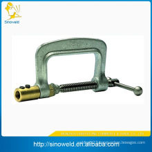 american type earth clamp