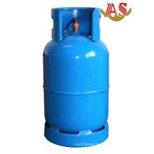 Cylindre de gaz de LPG et réservoir de gaz en acier pour la cuisson (12.5kg)