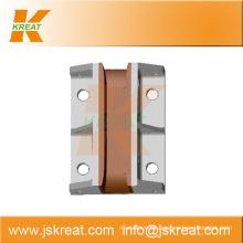 Ascensor Parts| Zapato de guía del elevador guía KT18S-310H|elevator