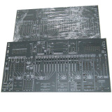 Laser Cutting /Platemetal Assembly Governor Control Panel