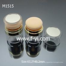 30ml Custom Empty Loose Powder Case With Puff
