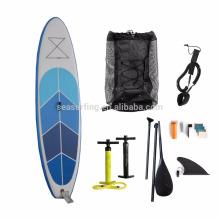 2018cute diseño inflatablestandup paddleboard a la venta