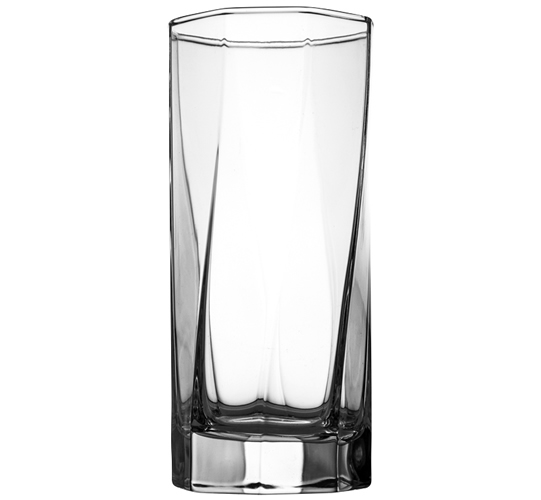 French fashion glass home water glass