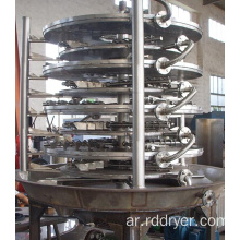آلة التجفيف / التجفيف Plg Series Continous Plate Dryer