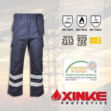 pase en estándar fr pantalones resistentes al agua para los trabajadores
