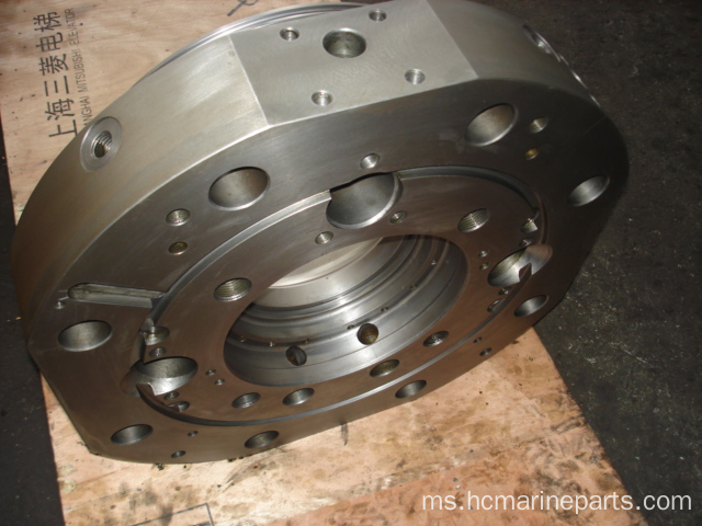 Mitsubishi Diesel Engine Parts Cover silinder