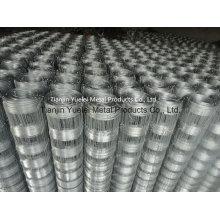 Mesh métallisé soudé galvanisé en provenance du fournisseur chinois, grillage métallique hexagonal à faible prix, mailles métalliques soudées à vendre