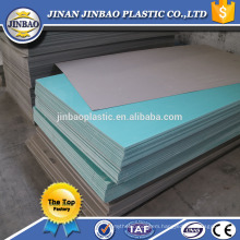 "wholesale best price 48"" x 96"" plastic rigid pvc sheet for digital printed"