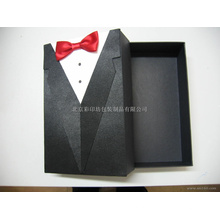 Роскошные Одежды Младенца Упаковывая Бумажная Коробка Подарка