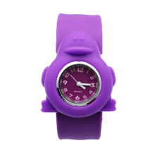 Fashion Pattern Kids Silicone Cartoon Watches