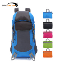 Fashion Colourful Foldable Waterproof Camping Bag