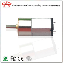 16mm Small High Torque Gear DC Motor