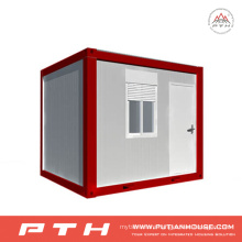 Low Cost Mini Container House for Shower Room