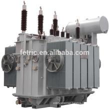 Oil immersed type 66kV 110kV 60mva power transformer