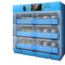 factory direct sales intelligent automatic incubator small household mini egg semi-automatic incubator