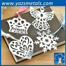 marcadores de metal de moda