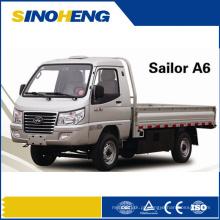 Caminhão pequeno do camião 1.5t para o transporte de carga