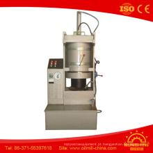 Máquina da imprensa hidráulica da extração do óleo de semente da abóbora