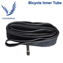 Top Quality 18x1.75/1.95/2.125 Rubber bicycle inner tube
