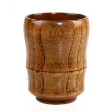 copas de madera decoración del hogar