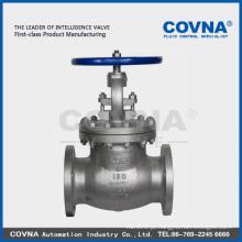 Aço Válvula de porta flangeada para sistema de água