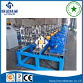 vineyard trellis grape post roll forming production machine