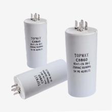 Cbb60 Metallized Polypropylene Film Capacitor for AC Topmay 2016 Serious