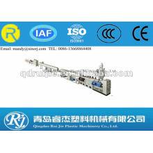 Machine de fabrication de tuyaux en plastique HDPE-vente chaude