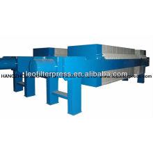 Presse-filtre d'argile de presse de filtre de Leo, presse-filtre d'industrie d'argile