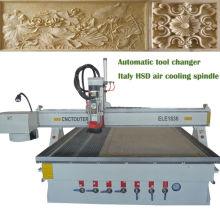 Устройство автоматической смены инструмента промышленной резки дерева машина