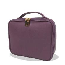 Customized logo portable cosmetic storage bag travel toiletry bag makeup bag