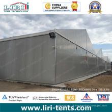 Barraca de alumínio forte do armazém da estrutura da barraca para o armazenamento
